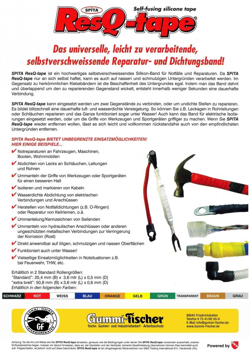 Resqtape Reparaturband